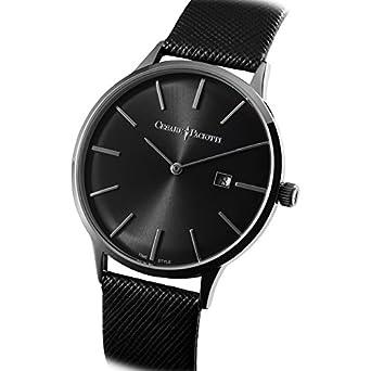 Uhr Cesare Paciotti Herren 42 mm tsst119 nur Zeit Armband Leder