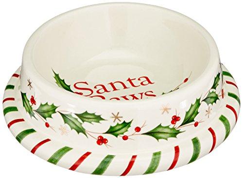 Lenox Small Bowl - Lenox Holiday Small Pet Bowl