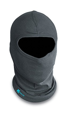 - KEZZLED Balaclava Face & Neck Mask Motor Bikers/Outdoor Sports/Neck Gaiter (Deluxe Cotton)