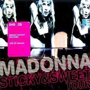 The Sticky & Sweet Tour [CD & DVD] [Digipak] - CD - - To Argentina Shipping From Usa