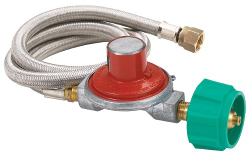 Bayou Classic M3HPH 36-Inch Stainless Braided Lpg Hose