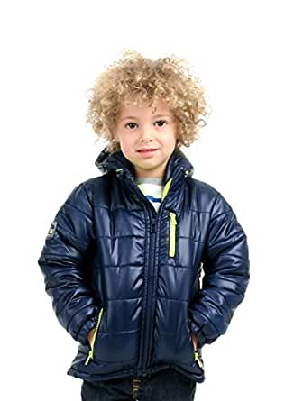Cherry Crumble Lightweight PUFFER Jacket For Boy (9-12 Months)