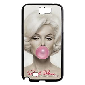 Marilyn Monroe For Samsung Galaxy Note 2 N7100 Cases Cover Cell Phone Case STR640788