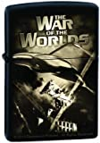 Zippo Lighter - The War Of The Worlds Black Matte