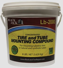 Nomar Tire (BJK Murphys Concentrated Paste, 8lb Pail-by-BLACK JACK TIRE REPAIR (1))