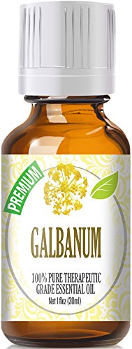 Galbanum (30ml) 100% Pure, Best Therapeutic Grade Essential Oil - 30ml / 1 (oz) Ounces