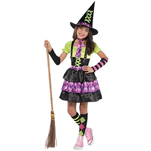 Amscan Spellbound Witch-X-Large (14-16) Costume (Spellbound Witch Costumes)