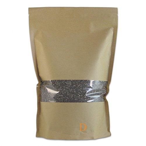 CHIA - Delicatino Semillas de chia crudo, 1 kilo: Amazon.es: Alimentación y bebidas