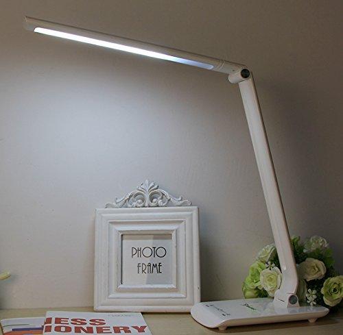 Shanglite led Table lamp Desk Table Light led Desk Lamps Flexo Flexible lamp Office Table Light bureaulamp led lamp Table Cold/Warm Light