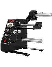 TOPQSC Dispensador automático de etiquetas 1-8 M/Min Label Dispenser Dispenser Machine Sticker Separating para diferentes tamaños de etiquetas