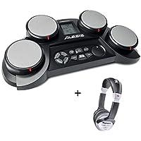Pack Alesis COMPACTKIT-4 - batterie électronique de table + Casque