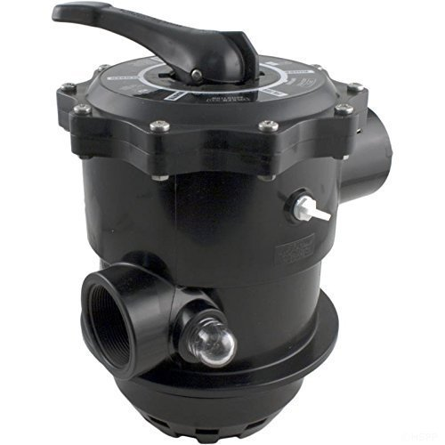 Praher TM-22-JAC 2 Multiport Valve 7-1/6 Buttress Thread for Jacuzzi Filter by Praher Canada ()