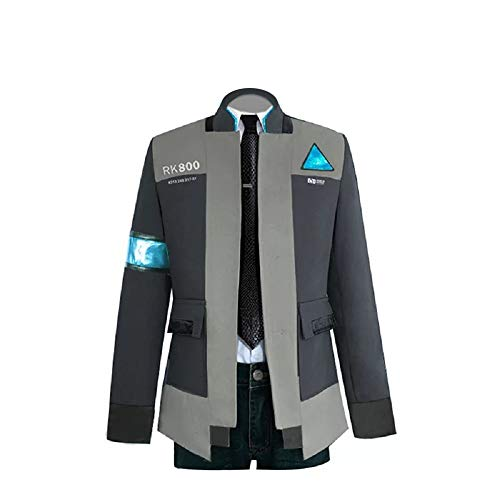 Joyfunny Become Human Cosplay Jacket Kara Connor Marcus Android Uniform Coat Costume - http://coolthings.us