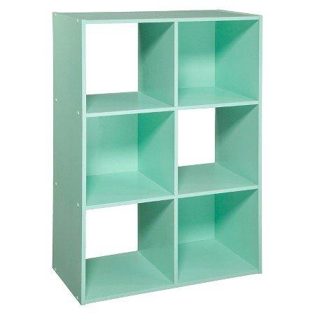 6-Cube Organizer Shelf 11