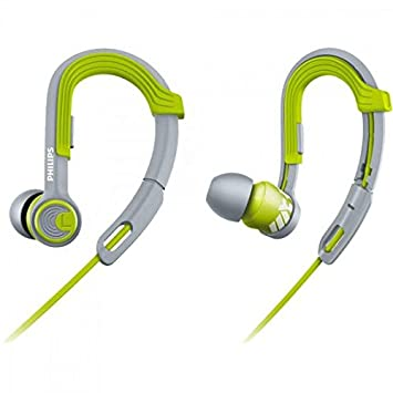 Philips SHQ3300LF ActionFit - Auriculares deportivos (gancho ...