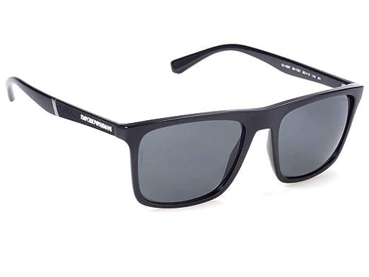Emporio Armani EA4097 gafas de sol w/lente gris 501787 EA ...