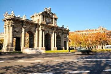 Puerta de Alcala Madrid España (75243698), Póster, 60 x 40 cm: Amazon.es: Jardín