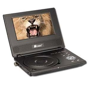 Nevir NVR-2741 DVD-PDTUX - Reproductor de DVD portátil