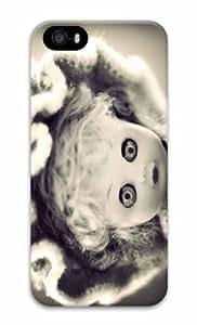 iPhone 5 3D Hard Case Vintage Doll