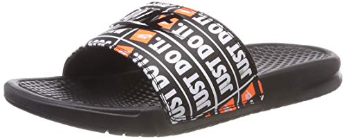 It Black Benassi Black e da Spiaggia Nero 001 Do Nike Scarpe Print Just Piscina Uomo ROB7wqt