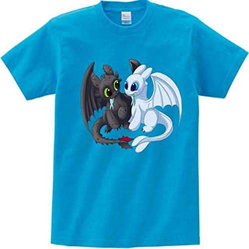 Fashion No 1 HTTYD Shirt Tshirt Cotton Merch Shirts Merchandise Clothing Collection Kids ()