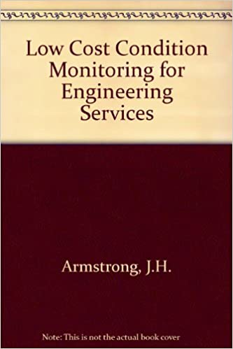 Download engelske bøger Low-Cost Condition Monitoring for Engineering Services: Building Services Research and Information Association PDF DJVU FB2