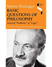 """Basic Questions of Philosophy: Selected """"Problems"""" of """"Logic"""""""