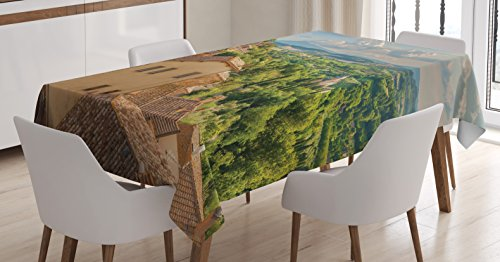 Tuscany Rectangular Table - 9
