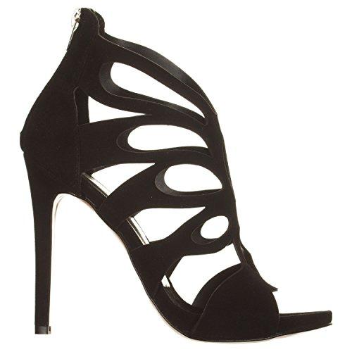VialeScarpe Ers-328zcmne_35 - Sandalias de vestir para mujer negro negro 35 negro