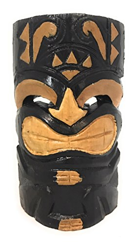 Smiley Tiki Mask (Laughing Tiki Mask 8