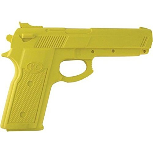 Master Cutlery 3200YL Rubber Training Gun, Yellow