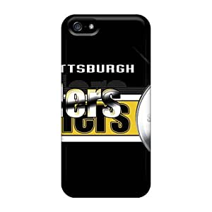 High-quality Durability Cases For Iphone 5/5s(pittsburgh Steelers)