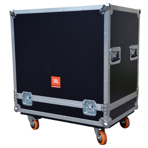JBL Bags JBL-FLIGHT-PRX715 Flight Case Holds 2X PRX715 by JBL Bags