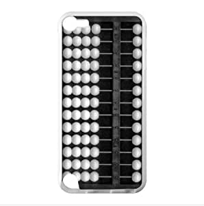 Best Seller Case - Classical Chinese Abacus Design iPod Touch 5 TPU (Laser Technology) Case, Cell iPod TouchCover