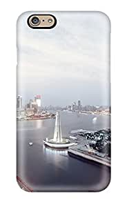 Best Perfect Fit Shanghai Skyline Case For Iphone - 6