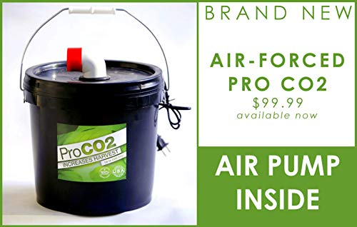 ProCO2 XL Bucket w/ Handle - Natural Releasing Carbon Dioxide Boost by Hypdroponics Nation (Image #1)