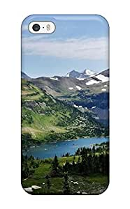 phone covers HRYSCgM4860hQcXY Snap On Case Cover Skin For iPhone 5c(glacier National Park) WANGJING JINDA
