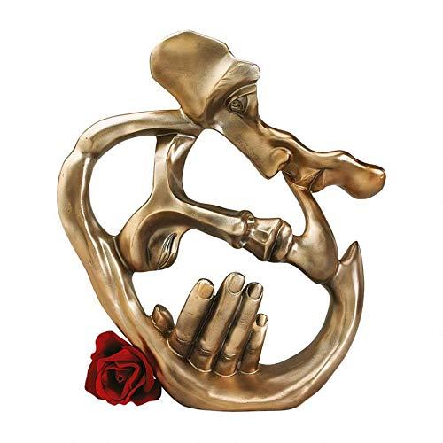 Design Toscano Lover s Kiss Contemporary Sculpture