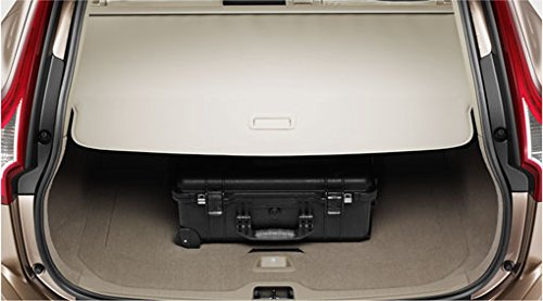 Genuine Volvo XC60 Luggage Compartment Cover (Soft Beige)