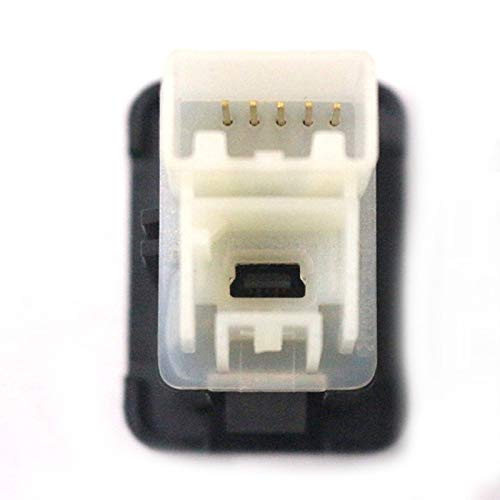 yise-I701 Quickly 13312823 USB AUX Port Adapter Fit for GMC Buick by yise (Image #2)