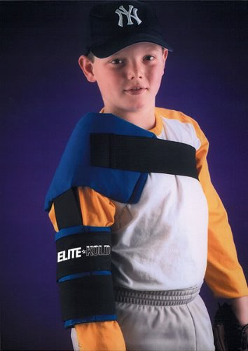 Youth/Women's Shoulder/Arm Ice Wrap for Baseball/Softball...