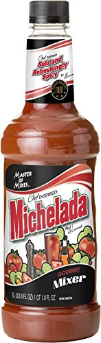 MASTER OF MIXES Michelada, 1000 ml by Master of Mixes