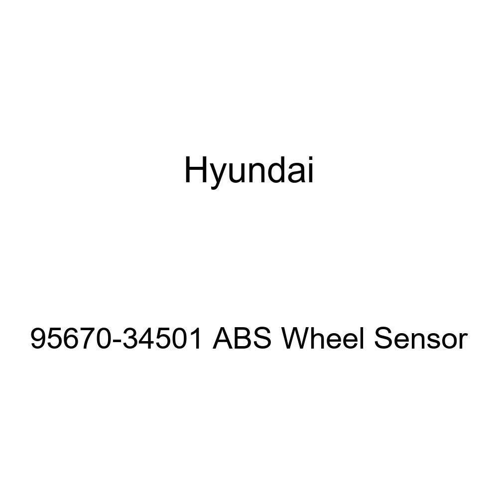 Genuine Hyundai 95670-34501 ABS Wheel Sensor