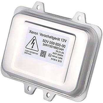 x2 Control Unit Module for 07-13 Cadillac Escalade Xenon HID Headlight Ballast