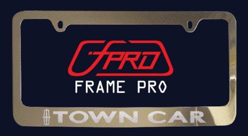 lincoln-town-car-license-plate-frame-zinc-metal