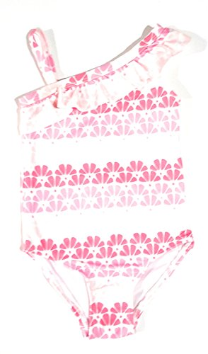 Gymboree Baby/Toddler Girls' One Piece Floral Swimsuit, 3T