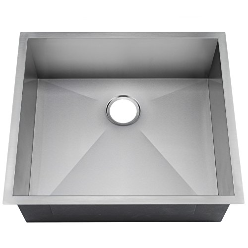 Basin Undermount Kitchen Sink - Golden Vantage 25