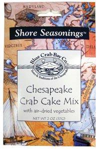 (Blue Crab Bay Co. Shore Seasonings Chesapeake Crab Cake Mix -- 2 oz)