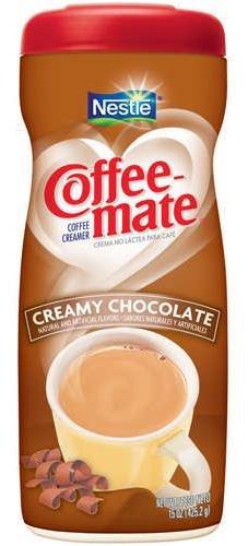 Coffee-Mate Creamy Chocolate Creamer 15oz (2 Pack)