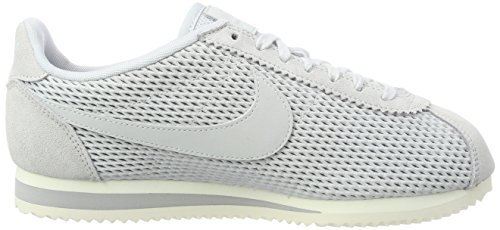 Para Mujer Platinum Platinum Nike Cortez Zapatillas Pure Gris Pure Classic Se sail 6OOqCHI